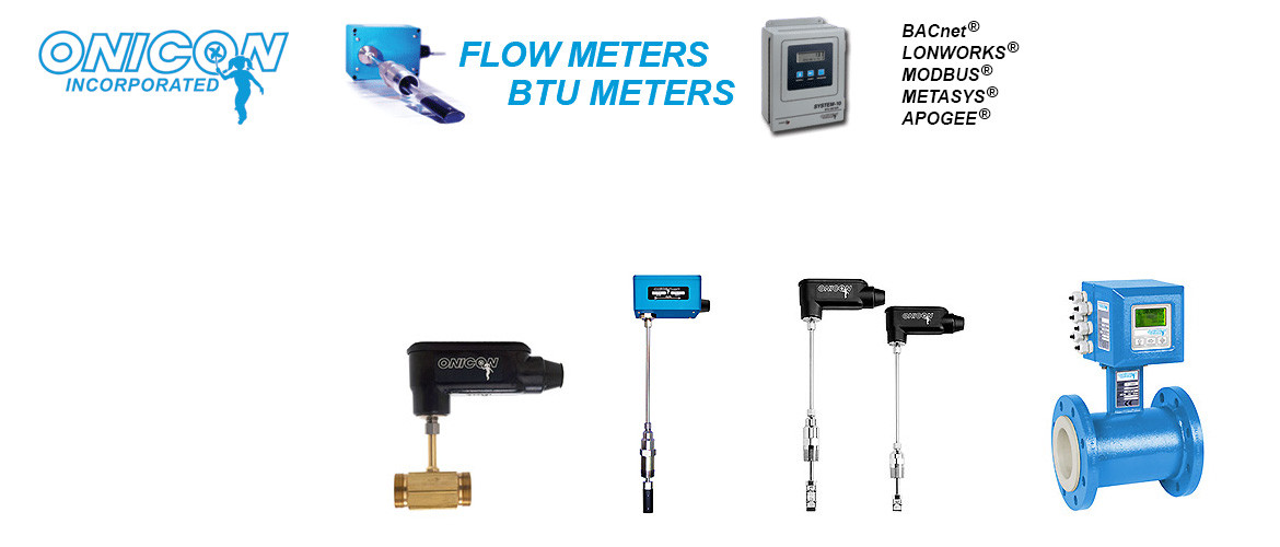 Flow Meters and BTU Meters